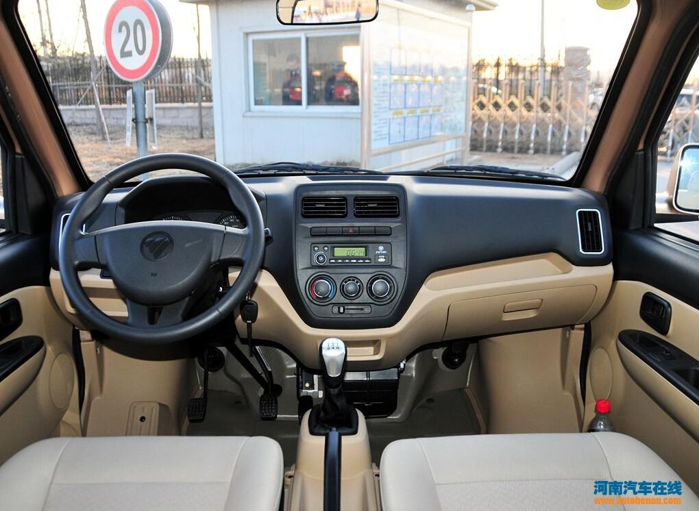 福田左前门车窗控制器接线图