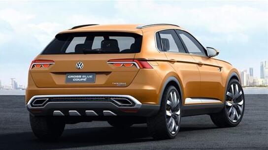 大众将推途观 coupe车型 或2018年上市